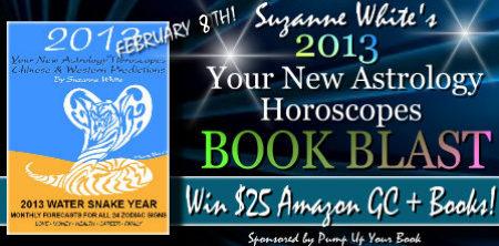 2013 Your New Astrology Horoscopes banner
