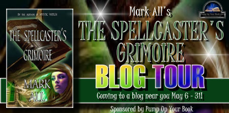 The Spellcaster's Grimoire banner