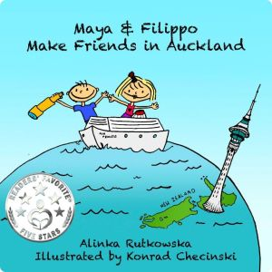 Maya & Filippo Make Friends in Auckland