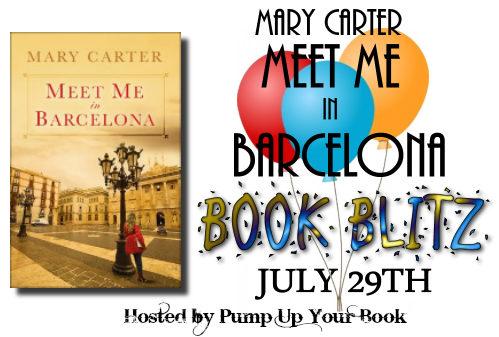 Meet Me in Barcelona Book Blitz Banner