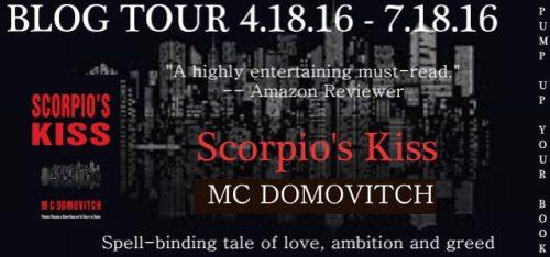 Scorpio's Kiss banner